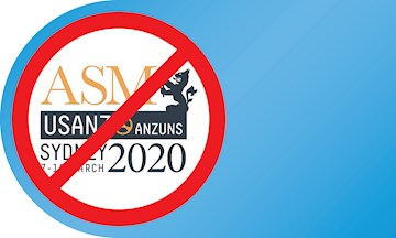 USANZ 2020: Cancellation of Meeting